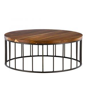 Konferenčný stolík Flare Round ∅90cm