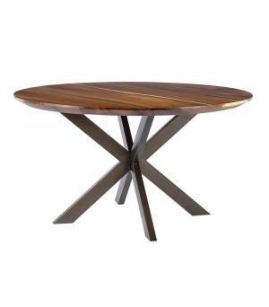 Okrúhly jedálenský stôl Flare ∅130cm