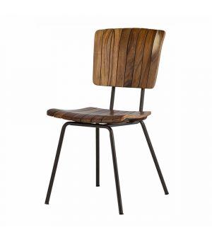 Jedálenská stolička Flare