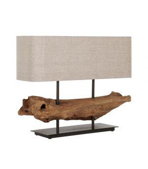 Stolová lampa Log Erosion