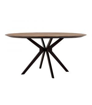 Jedálenský stôl Metropole ∅130cm