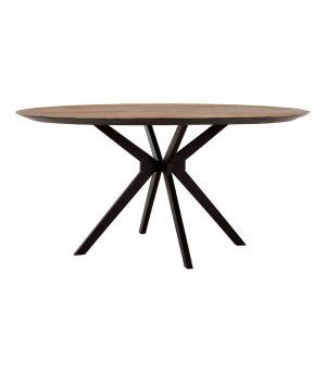 Jedálenský stôl Metropole ∅160cm