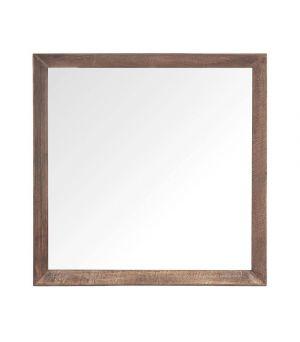 Zrkadlo Metropole 80x80cm