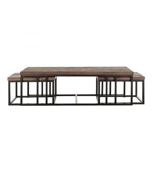 Konferenčný stolík Timber S/3