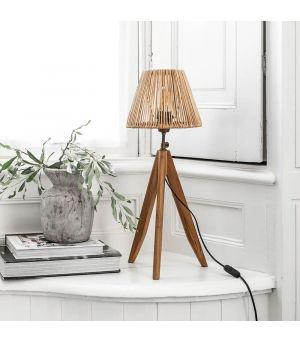 Stolná lampa Montecristo Natural
