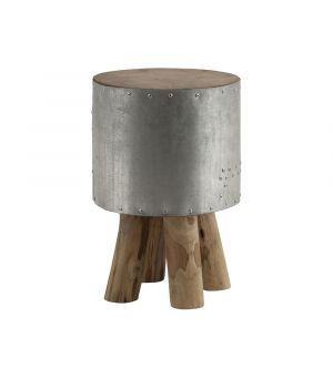 Odkládací stolík Connor ∅ 30 cm