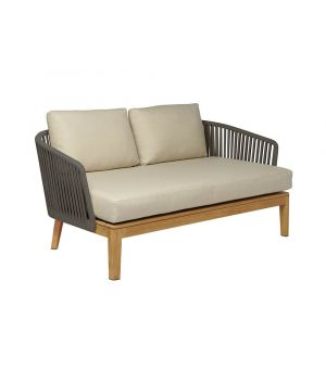 Mood Sofa 2 seater wengé