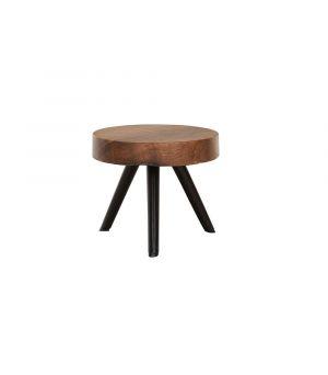 Postranný stolík Disk S, ∅40cm