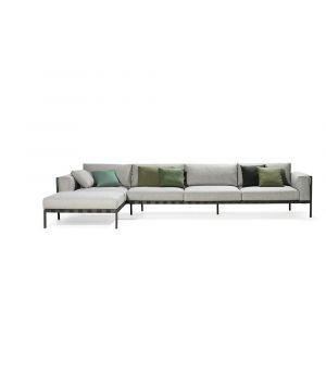 Natal Alu sofa vzorový set 2B