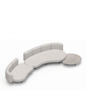 Organix sofa set 3