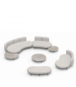 Organix sofa set 4