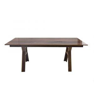 Jedálenský stôl Ferrum table, 200 x 90cm
