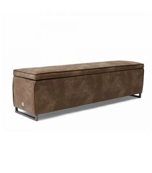 Lavica Club 48 Bench, Pellini, Coffee, 160 cm