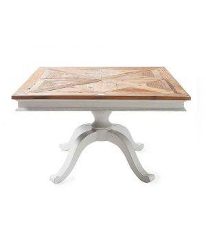 Jedálenský stôl Château Belvedere, 130x130cm
