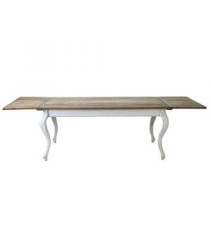 Jedálenský stôl Driftwood Dining, 180/280x90cm