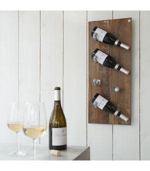 Stojan na víno Merlot 4 fľaše