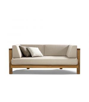 Pure sofa 200cm, miami cushions