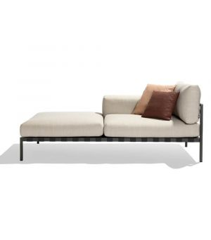 Natal Alu sofa Meridiene