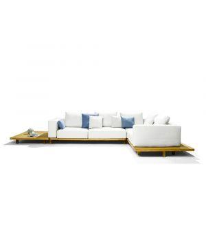 Vis a Vis sofa vzorový set 7