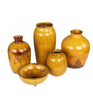 Vázy sada 5ks