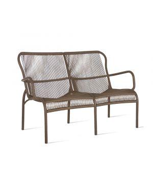 Loop sofa taupe
