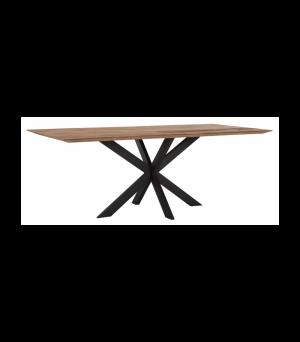 Jedálenský stôl Curves 210x100cm